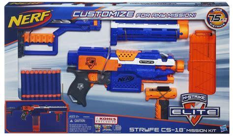 Stryfe Cs-18 Mission Kit