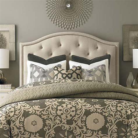 Bedroom Ideas Upholstered Headboard by Master Bedroom Designs Master Bedroom D 233 Cor Ideas