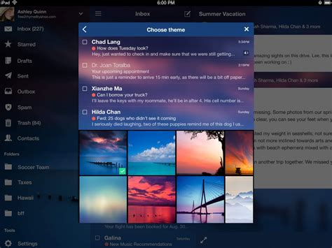 yahoo mail app for iphone yahoo mail app for iphone and updated with message