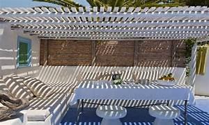 hissez le voile d39ombrage cet ete deco cool With photo amenagement terrasse exterieur 6 canisse pergola 35 idees pour un ombrage naturel pour
