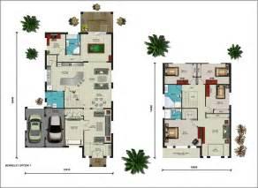 Floor Plans Berkeley Option 7