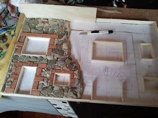crafts  creations  hobby crafts stone facade