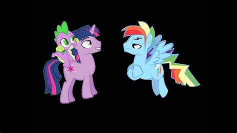 Dusk Shine Meets Rainbow Blitz