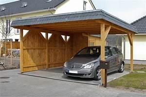 Carport Vor Garage : carports ~ Lizthompson.info Haus und Dekorationen