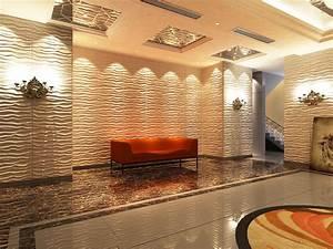 3D Wall Panel Decorative 3d Wall Panels 3D Interior