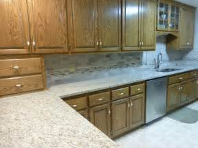 kitchen ideas with cherry cabinets dallas white granite countertops pictures home furniture