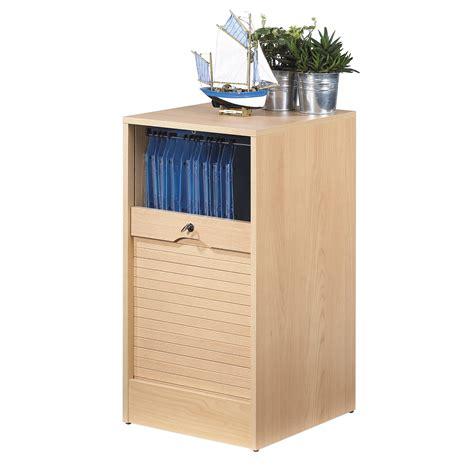 armoire bureau bois armoire designe armoire de bureau a rideau en bois