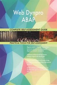 Web Dynpro Abap Complete Self-assessment Guide By Gerardus Blokdyk - Book