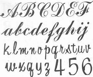 Abecedario español La Tipografia
