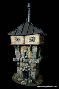 Häuser Im Mittelalter : the watchtower fantasy house for miniature wargaming ~ Lizthompson.info Haus und Dekorationen