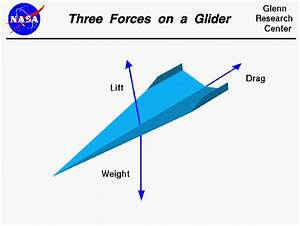 Forces on a Glider
