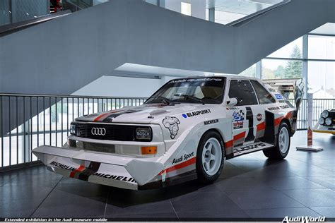 Extended Exhibition In The Audi Museum Mobile Audiworld