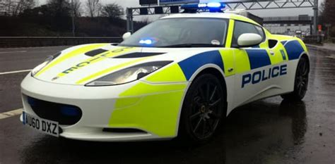 Is This The Worlds Fastest Police Car?