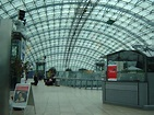 Panoramio - Photo of Frankfurt Airport Train Station, Germany