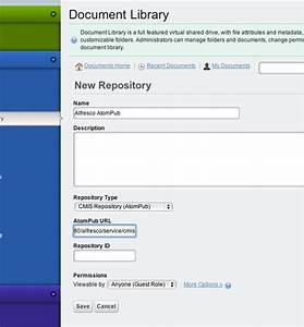 mounting multiple cmis repositories on liferay 61 blog With document library liferay
