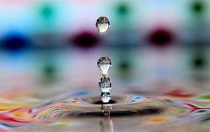 Water Wallpapers Drops Cool Colorful Drop Backgrounds