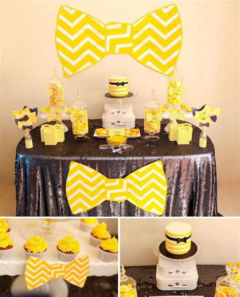 bow tie baby shower theme amazing baby shower ideas on birthday nationtrendz