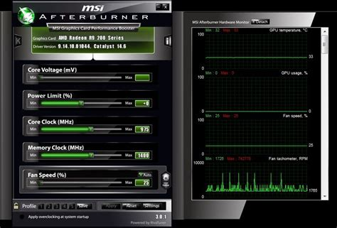 amd gpu fan control graphics card overclocking guide featuring the amd