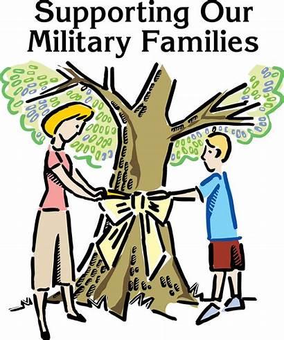 Military Clipart Clip Families Cliparts Fans Forces