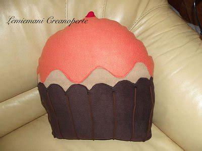 cuscini regalo cuscini cupcake idea regalo san valentino pillow handmade