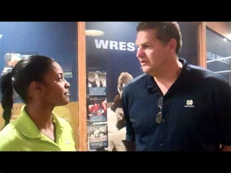 Coach Ivey Interviews ESPN's Mike Golic - YouTube