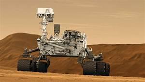 Mars Science Laboratory (MSL) Curiosity, Mars mission ...
