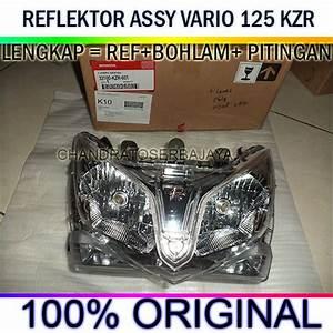 Jual Vario 125 Old 33100 Kzr 601 Reflektor Assy Reflector