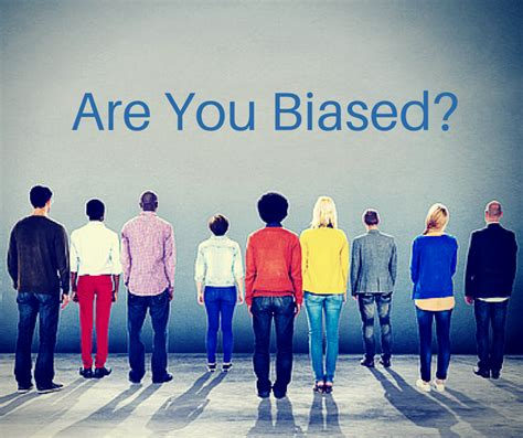 biased quiz rosalie chamberlain consulting