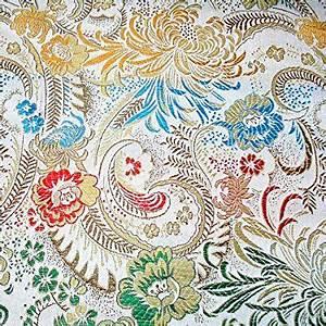 Stoffe Zum Nähen Kaufen : g062 stoffe stoff brokat seide in feiner stickerei meterware patchwork n hen stoffe und ~ Buech-reservation.com Haus und Dekorationen