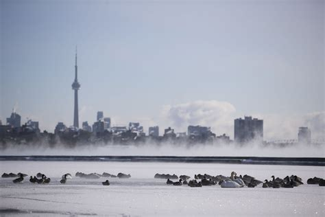 Toronto Is Colder Today Than The Coldest City In Canada
