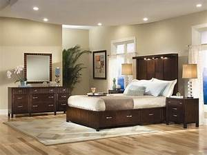 Bloombety interior bedroom decorating color schemes the for Interior design color combinations