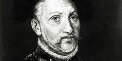 Festungsruine Hohentwiel - Ulrich von Württemberg