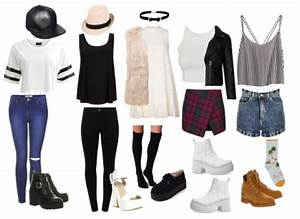 Concert outfits on Tumblr
