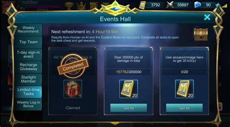 Guide To Maximize The Rewards From Mobile Legends