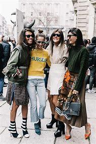 Fashion Week Street-Style