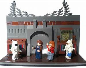 Doctor Who lego- silence in the library   Lego stuff ...