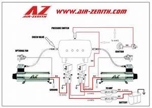 Viair 380c Air Compressor Wiring Diagram
