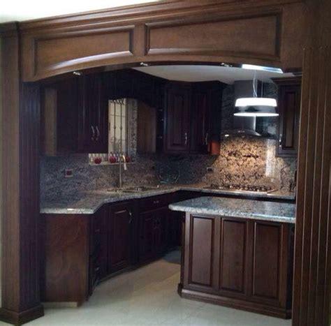 cocina moldura de madera marco cocina en