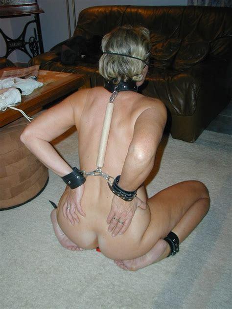 Amateur Bondage Mature Slave