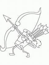 Coloring Quiver Arco Flecha Archery Desenho Colorir Bow Dibujos Colorear Arcos Atirada Sendo Wow Tudodesenhos Desenhos Shooting Amor Arrow Printable sketch template