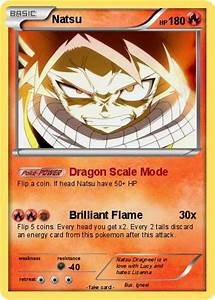 Pokémon Natsu 1459 1459 - Dragon Scale Mode - My Pokemon Card