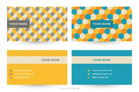 Geometric Graphic Design Business Card Vector Templates Business Card Holder With Stand Metal What Does D For Best Scanner App On Android Rules Of Acrylic Liquor Store Design Costco Requirements