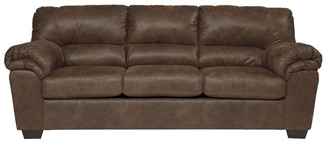 what is faux leather sofa casual faux leather sofa by signature design by ashley