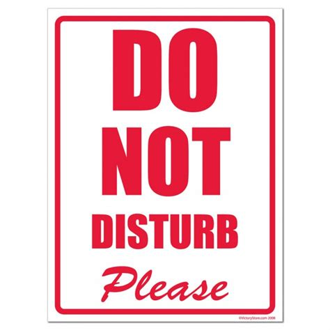 what does do not disturb on iphone image do not disturb sign