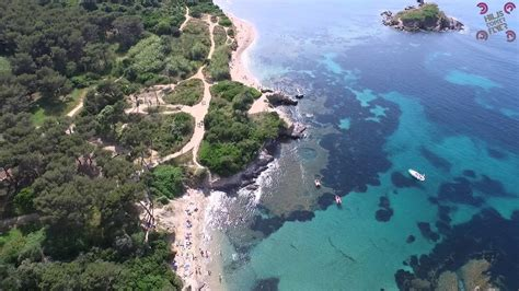 la madrague hyeres france drone video youtube