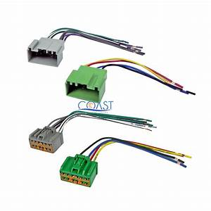 Car Radio Stereo Wire Wiring Harness Plugs Combo For