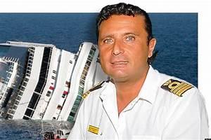 Costa Concordia Captain Franscesco Schettino Gives Talk At ...