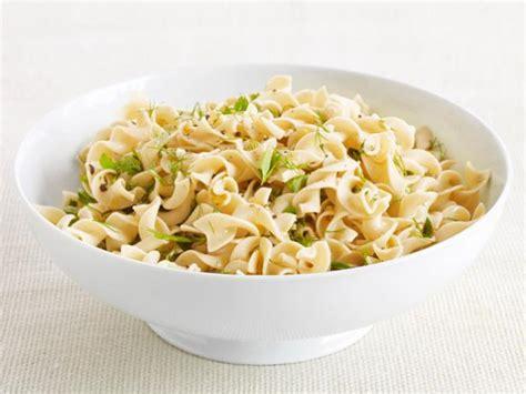 egg noodle recipe buttered egg noodles recipe food network kitchen food network