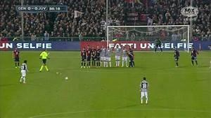 "Andrea Pirlo Free kick Goal Genoa vs Juventus 0 x 1 ""HD ..."