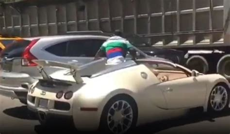 tracy morgans bugatti veyron  accident